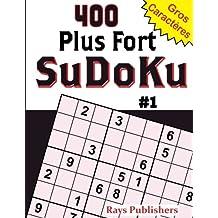 400 Plus Dur SuDoKu #1
