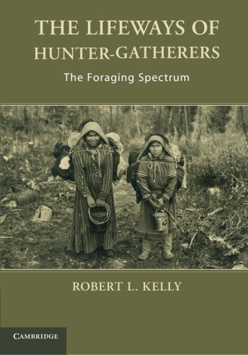 The Lifeways of Hunter-Gatherers Paperback por Kelly