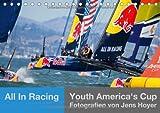 All In Racing - Red Bull Youth America's Cup - Fotografien von Jens Hoyer (Tischkalender 2014 DIN A5 quer): Emotionale Fotos und einzigartige ... der Welt (Tischkalender, 14 Seiten)