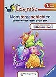 Monstergeschichten (Leserabe mit Mildenberger Silbenmethode)