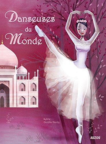DANSEUSES DU MONDE par A. HARDY