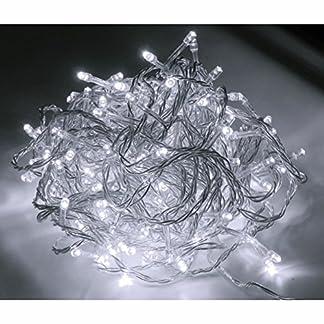 400er-LED-Strom-Lichterkette-fr-auen-Lichtfarbe-kaltweiss-Kabel-transparent