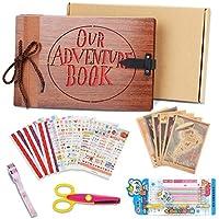 Our adventure MOMKEY, Book Album up, Libro aventuras up, Álbum de fotos de