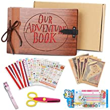 Our adventure MOMKEY, Book Album up, Libro aventuras up, Álbum de fotos de