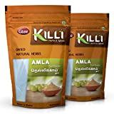 KILLI® AMLA FRUIT POWDERHEALTH BENEFITSAmla is a great source of Vitamin C that helps in curing sore throat and cold. Antioxidants in Amla helps slow down ageing, fights against heart disease, boosts immunity, makes skin glow and helps increase hair ...