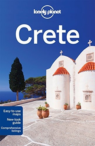 Portada del libro Lonely Planet Crete (Travel Guide) by Lonely Planet (2016-02-16)