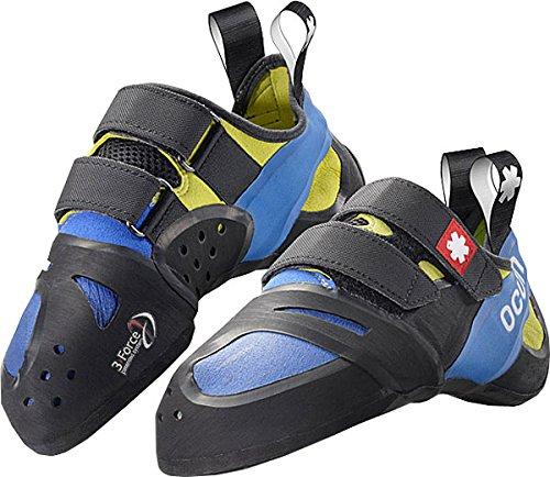 Escalada Sapatos De Ozônio Mais Verde Qc / Azul