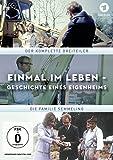 Einmal im Leben - Geschichte eines Eigenheims (Die Familie Semmeling) - Der komplette Dreiteiler [2 DVDs]