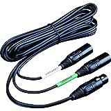 Lewitt dTP 40TRS accessory y-mikrofonkabel per dTP640REX