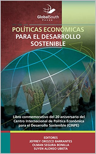 Políticas Económicas para el Desarrollo Sostenible (1) (English Edition)