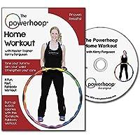 Preisvergleich für The Powerhoop Home Workout mit Master Trainer Kerry Ferguson, DVD, Englisch, 45min. Laufzeit