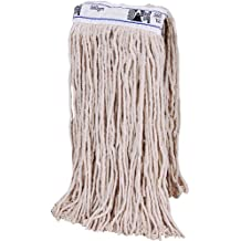 20oz / 560gm Kentucky Mop Head. Thick Absorbent Yarn For Everyday Use. Popular For Cleaning Areas From Fast Food Outlets To Schools - Comes With TCH Anti-Bacterial Pen!