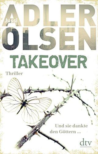 Buchseite und Rezensionen zu 'TAKEOVER' von Jussi Adler-Olsen