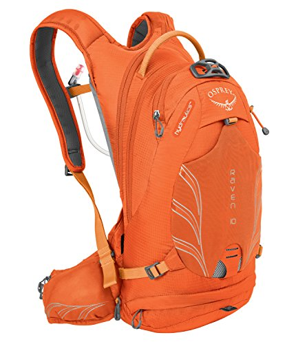Osprey Damen Raven 10 Backpack Tiger Orange