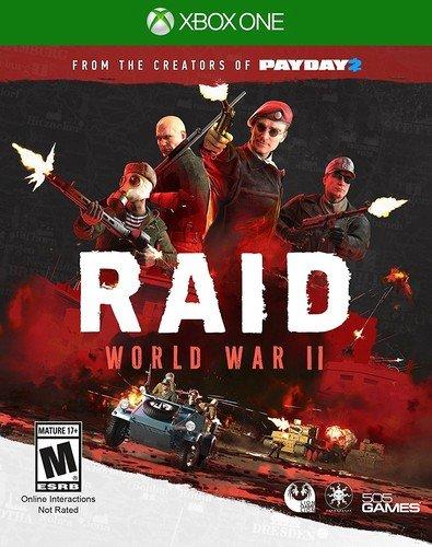 505 Games Raid World War II XB1