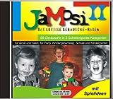 Jamosi 2 - Das lustige Geräusche-Raten CD Spiel 99 Tracks für Party, Kinder, Logopädie, Demenz, Senioren