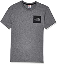 The North Face Men's S/S FINE TEE Tees And T-Sh