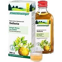 SELLERIE Schoenenberger Heilpflanzensäfte 200 ml Saft preisvergleich bei billige-tabletten.eu