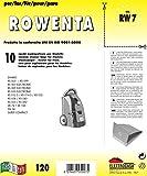 8 Sacchetto per aspirapolvere per Rowenta RO 5271 e utilizzabile per zr0039 01