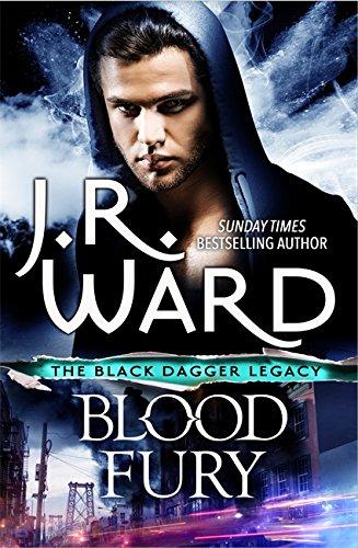 Blood Fury (Black Dagger Legacy) thumbnail