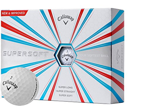 Callaway Supersoft Golf Balls (2017 Version)