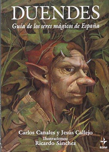 Duendes (Tabla de Esmeralda) por Carlos Canales