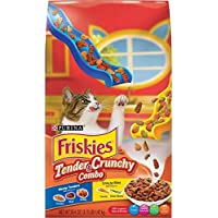 Purina Friskies Tender & Crunchy Combo Cat Food, 1.42kg