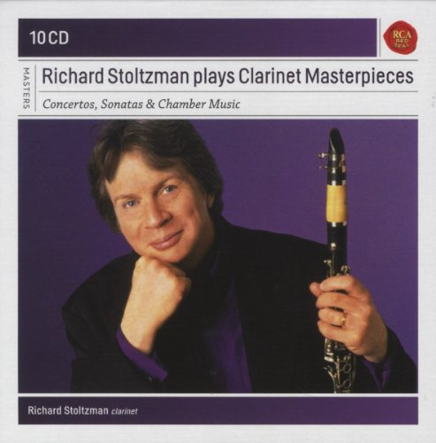 Richard Stoltzman Plays Clarinet Concertos, Sonatas And Chamber Music