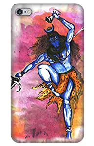 iessential shiva Designer Printed Back Case Cover for Apple iPhone 6 Plus