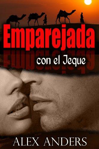 Portada del libro Emparejada con el Jeque (Novela erótica romántica BBW, BDSM)