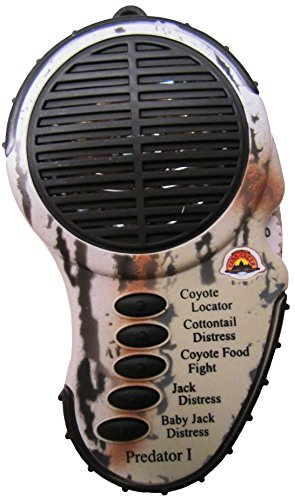 cass-creek-ergo-call-predator-call-cc010-handheld-electronic-game-call-coyote-hunting