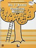 Ma 1ère année de formation musicale