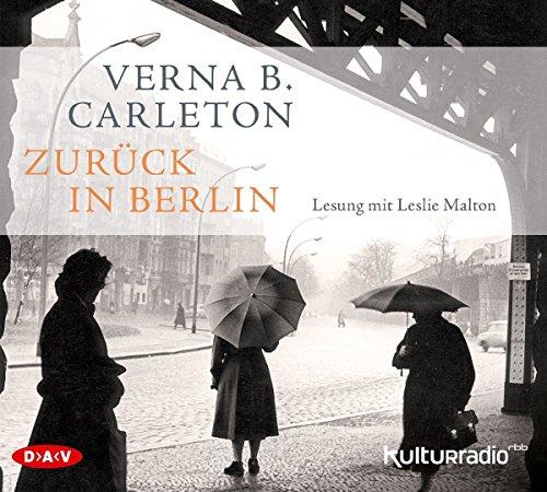 Zurück in Berlin: Lesung mit Leslie Malton (6 CDs)