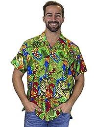 Funky Hawaiian Shirt XS-12XL