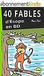 40 Fables d'�sope en BD