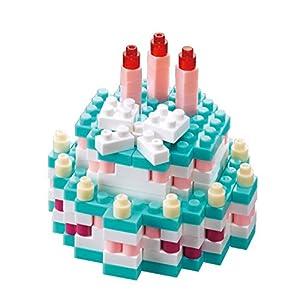 nanoblock-nanoblock-nbc-219-birthday Cake Juguete, nbc-219, Multicolor