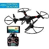 Wltoys Q303 Drone FPV a Móvil | Cámara HD | Control de Altura