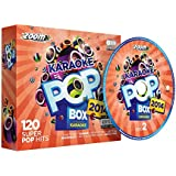 Zoom Karaoke Pop Box 2014: A Year In Karaoke - Party Pack - 6 CD+G Box Set - 120 Songs