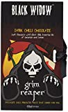 Grim Reaper Black Widow Ghost Chilli Dark Chocolate Bar 100 g