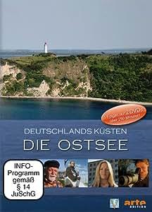 Deutschlands Küsten - Die Ostsee [2 DVDs]