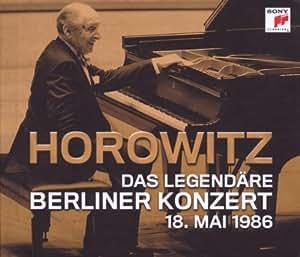 Das legendäre Berliner Konzert 18. Mai 1986 - 2 CD/Buch ohne Moderation limitierte Erstauflage