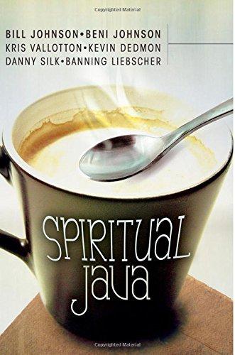 Spiritual Java by Beni Johnson (2010-10-21)