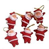 Trinity Christmas Small Santa (Pack of 6...