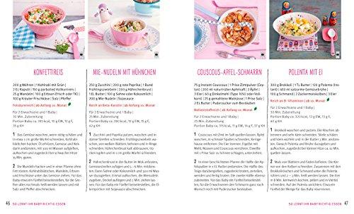 Kochen für Babys: Gesund durchs erste Jahr - 7