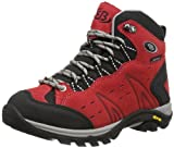 Bruetting MOUNT BONA HIGH, Damen Trekking- & Wanderstiefel, Rot (ROT), 43 EU (10 Damen UK)