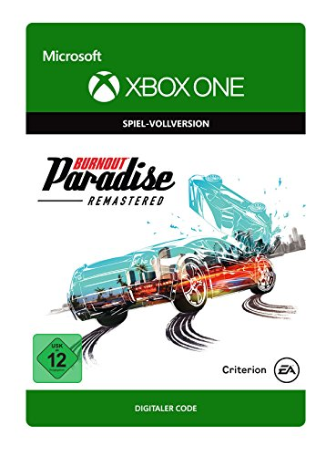 BURNOUT PARADISE REMASTERED   Xbox One - Download Code