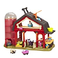 B. Toys 44172 - Baa-Baa-Barn Bauernhof