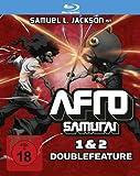 Afro Samurai 1 & 2 - Doublefeature [Blu-ray] -