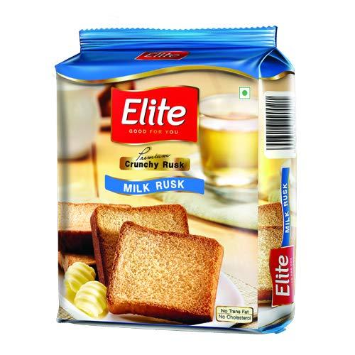 Elite Milk Rusk ,200g