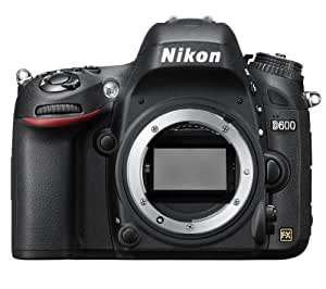 Nikon D600 Fotocamera digitale reflex 24.7 MP [Versione EU]